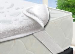 Купить непромокаемый наматрасник на резинке  ТМ «Подушка»