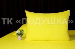 Купить желтые махровые наволочки на молнии в Воронеже
