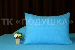 Купить голубые махровые наволочки на молнии в Воронеже