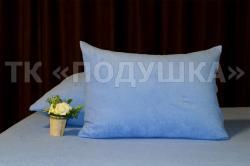 Купить синие махровые наволочки на молнии в Воронеже