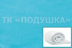 Купить голубой трикотажный пододеяльник в Воронеже