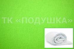 Купить салатовый трикотажный пододеяльник в Воронеже