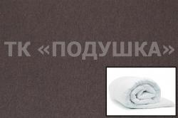 Купить коричневый трикотажный пододеяльник в Воронеже