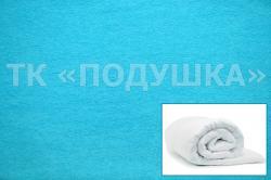 Купить бирюзовый махровый пододеяльник  в Воронеже