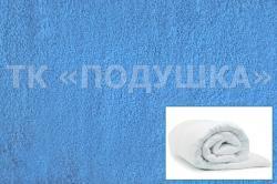 Купить голубой махровый пододеяльник  в Воронеже