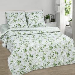 """Купить постельное белье из поплина """"Белый сад""""  {citys}"""